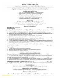 hotel management resume sample new hotel s manager resume