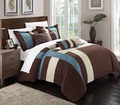 elegant chic home regina 11 piece comforter set reviews wayfair 11 piece bedding set prepare