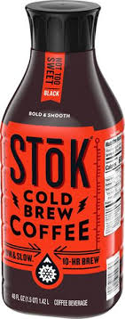 If you love coffee as much as i do, i just know you will love this. Stok Cold Brew Coffee Not Too Sweet 13 7 Oz Bottle Pack Of 12 It S The Daily Grind
