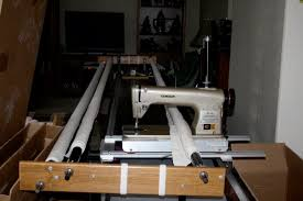 Long Arm Quilting Machines | MANQUILTER.COM & Bev's first Long arm quilting machine Adamdwight.com