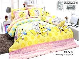 pokemon bedding sets full size bedding sets full size bedding set for s pokemon bedding sets