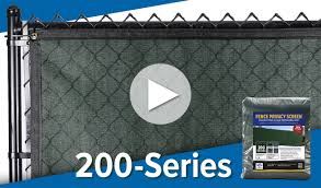 chain link fence privacy screen. Privacy Screen Fence Wrap Video Chain Link