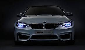 Sport Series bmw laser headlights : BMW M4 Concept Iconic Lights debuts with laser lights at CES ...