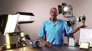 Youtube Set Up Lighting Lighting Tutorial Low Light Shooting Techniques Lynda Com