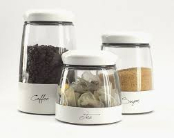Kitchen Storage Canisters Smart Kitchen Storage Canisters Home Improvement 2017