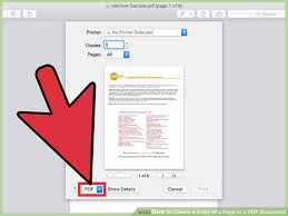 Copy Page 4 Ways To Create A Copy Of A Page In A Pdf Document Wikihow