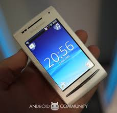 sony ericsson xperia x8. sony ericsson xperia update released: multitouch for x10, ant+ x8 xperia