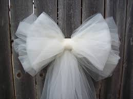 Tulle Fabric Wedding Decorations 17 Best Images About How To Decorate With Tulle On Pinterest