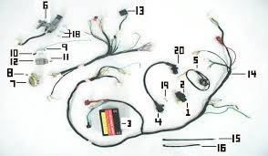 electrical parts and systems for your 125cc or 150cc gy6 scooter Lifan 125cc Motorcycle Handlebar Wiring Diagram Lifan 125cc Motorcycle Handlebar Wiring Diagram #38 Wiring Diagram for 125Cc Dirt Bike