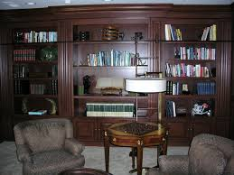 classic library traditional home office atherton library traditional home office