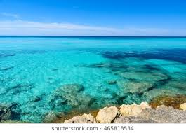 beach es trenc beautiful coast of mallorca spain