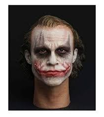 heath ledger joker makeup process pixshark