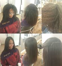Japanese Straight Hair Style sample pictures of the customer who had japanese straight perm at 8108 by stevesalt.us