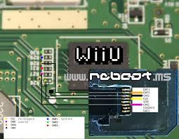 wiiu guide emmc nand dump backup restore ms