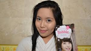 How To Bubble Hair Color Saytiocoartillero Youtube Palty Bubble Hair Dye Review Philippines