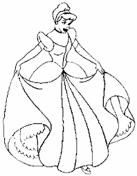 Free printable resources for kids and adults Cinderella Color Pages Coloring Home