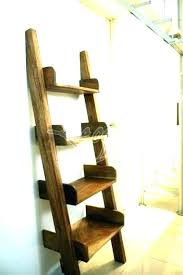 wood ladders for antique wooden ladders for small step ladder shelf house decorations shelves wood ladders