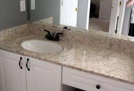 granite bathroom countertops. Fake Granite Countertops Bathroom V