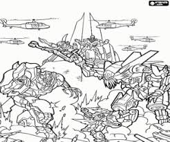 Transformers Coloring Pages Printable Games