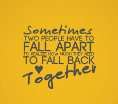 40 Super Sweet Getting Back Together Quotes Quotes Sayings Adorable Getting Back Together Quotes