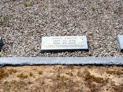 Sandy Stroud (1882-1937) - Find A Grave Memorial