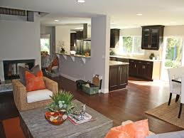 Kitchen And Living Room Flooring Photos Hgtvs Flip Or Flop Hgtv