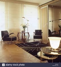 Living  Art Deco Interiors Art Deco House Interior Exterior Art - Livingroom deco