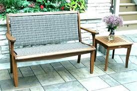 garden bench outdoor bench patio bench