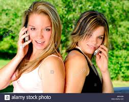 Of beautiful teen sisters in