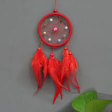 handmade dream catcher home decor for wall hanging children room decoration mascot craft gifts