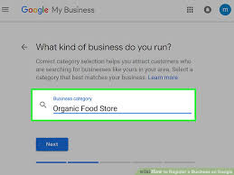 How To Register A Company How To Register A Business On Google 10 Steps With Pictures