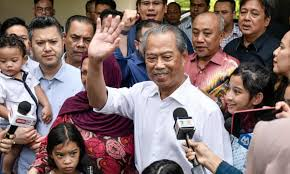 Mr muhyiddin will be sworn in on sunday. Mahathir Mohamad Questions Legitimacy Of Malaysia S New Pm Malaysia The Guardian