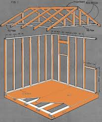 build storage shed free plans