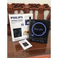 Bếp từ đơn phím cơ Philips PL-TR02 công suất 2200W
