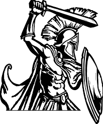 Cartoon Roman Soldier Trojan Or Coloring Page Wecoloringpagecom