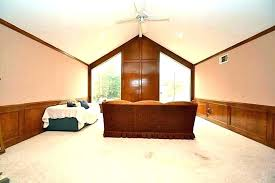 recessed lighting with ceiling fan lights for sloped ceilings light vaulted and conversion kit