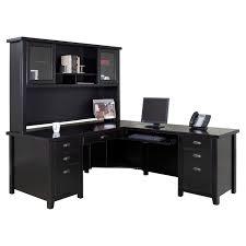 interesting home office desks design black wood. Top 25 Best L Shaped Office Desk Ideas On Pinterest Photo Of Interesting Home Desks Design Black Wood G