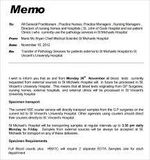Business Memo Template | Trattorialeondoro