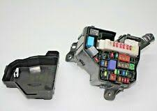 toyota car fuses fuse boxes for toyota yaris vitz for toyota yaris mk3 2011 2017 engine bay fuse relay box 82662 0d100