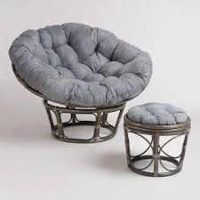 Furniture: Cheap Brown Modern Mini Papasan Chair Design - Metal Papasan  Chair