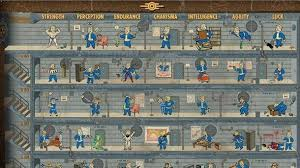 Special Chart Fallout 4 Fallout 4 Perks Guide For Six Play Styles Game Informer