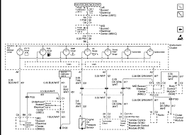 chevrolet silverado has no power in the dash lights for 2002 chevy wiring diagram