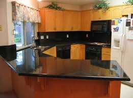 luxury black granite countertops ideas for awesome kitchen