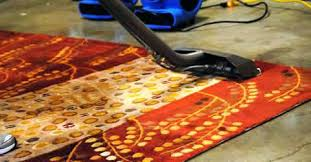 how to clean wool area rugs yourself vacuum cleaner is ran over the edge of a