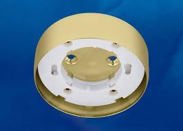 Потолочный светильник (UL-00003738) <b>Uniel GX53</b>/FT Antique Gold