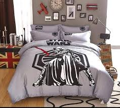 single duvet cover uk 100 cotton star wars new 4 3pcs cotton boys bedding set queen king size kids star