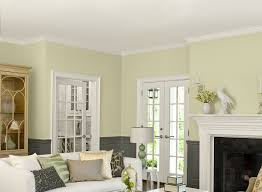 Yellow Paint Colors For Living Room Green Living Room Ideas Cool Contrast Living Room Paint Color
