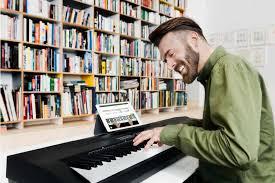 Klavier beschriftet / klavier tastatur oktave mit aufklebern stockfoto bild von klavier klassisch 50350826. Klavier Lernen Fur Anfanger 7 Apps Im Vergleich 2021 Skoove