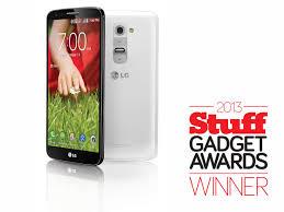 Stuff Gadget Awards 2013: The LG G2 is ...