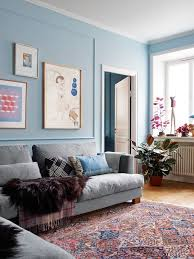 light blue living room furniture. the wonderful home of swedish food blogger waltzing matilde tina hellberg idha lindhag living room paint colorsblue light blue furniture s